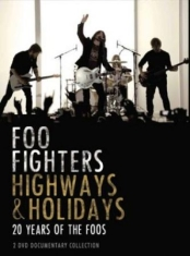 Foo Fighters - Highways & Holidays - Documentary 2