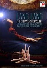 Lang Lang - The Chopin Dance Project i gruppen ÖVRIGT / Musik-DVD & Bluray hos Bengans Skivbutik AB (1278757)