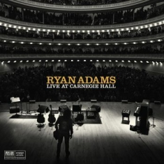 Adams ryan - Ten Songs From Live At Carnegie Hal