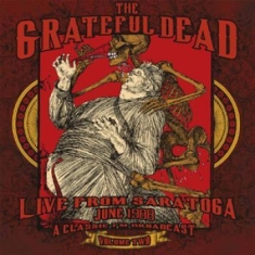 Grateful Dead - Live From Saratoga 1988 Vol.2 (2Lp)