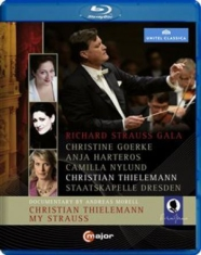 Strauss, Richard - Gala (Bd)