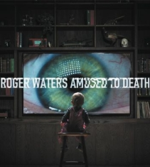 Waters Roger - Amused To Death -Cd+Blry-