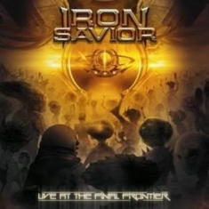 Iron Savior - Live At The Final Frontier (Dvd/2 C
