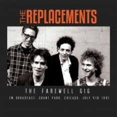 Replacements - Farewell Gig (Broadcast 1991)