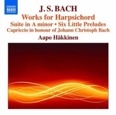 Bach - Works For Harpsichord