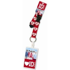 One Direction - 1D Official Collectable Lanyard