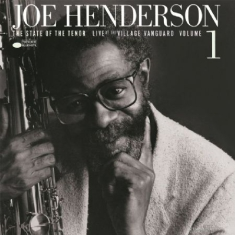 Joe Henderson - State Of The Tenor - Live (Vinyl)