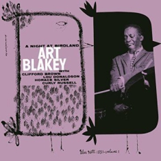 Art Blakey - Night At Birdland 1 (Vinyl)