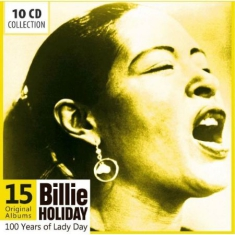 Holiday Billie - 100 Years Of Lady Day