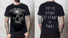 The Resistance - T-shirt Start a war
