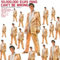 Elvis Presley - Golden Records Vol.2