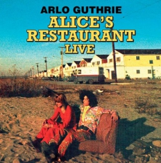 Arlo Guthrie - Alice's Restaurant - The 1967 Wbai-