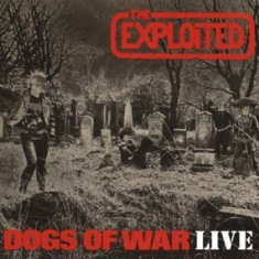 Exploited - Dogs Of War - Live