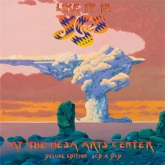 Yes - Like It Is - Yes At The Mesa Arts C