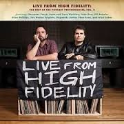 Various artists - LIVE FROM HIGH..