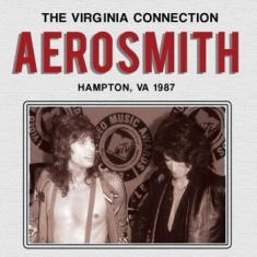 Aerosmith - Virgina Connection (Fm Broadcast 19