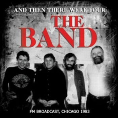 The Band - And Then There Were Four - Rare 198