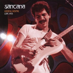 Santana - Going Home, Live 1973 (3Lp-Box)
