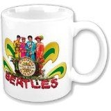 The beatles - Sgt Pepper naked MUG