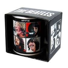 The beatles - Let it be MUG