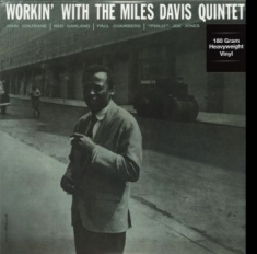 DAVIS MILES - Workin' With The Miles Davis Quinte