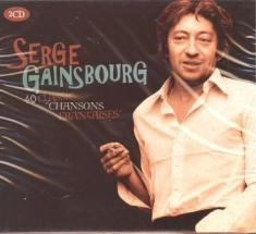Serge Gainsbourg - 40 Classic Chansons