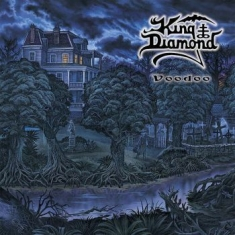 King Diamond - Voodoo Re-Issue