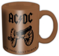 AC/DC - AC/DC - For Those About To Rock Mug