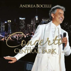 Andrea Bocelli - One Night In Central Park