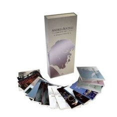 Andrea Bocelli - The Complete Pop Albums (16Cd)