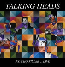 Talking Heads - Psycho Killer... Live