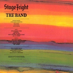 Band - Stage Fright (Vinyl)