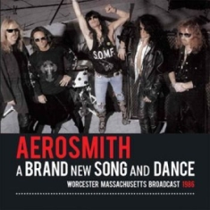 Aerosmith - A Brand New Song & Dance (1986 Fm B