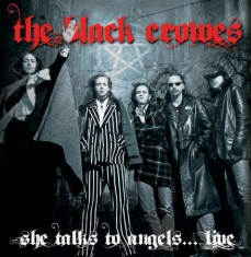 Black Crowes - She Talks To Angels... Live