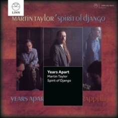 Taylor, Martin - Years Apart