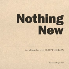 Gil Scott-Heron - Nothing New (Includes Download Vouc