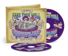 Grateful Dead - Fare Thee Well (The Best Of) (