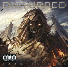 Disturbed - Immortalized (Cd Deluxe)