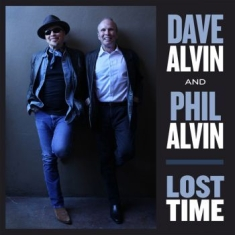 Alvin Dave & Phil - Lost Time