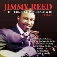 Reed Jimmy - Complete Singles As & Bs 1953-61