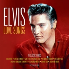 Presley Elvis - Love Songs (Red Vinyl)