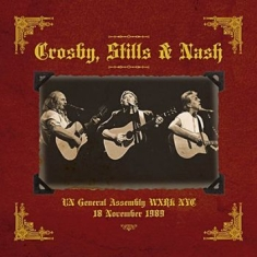 Crosby, Stills And Nash - United Nations General Assembly '89