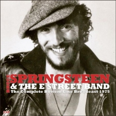 Springsteen Bruce & The E Street Ba - Complete Bottom Line Broadcast 1975