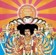 Hendrix Jimi - Axis: Bold As Love