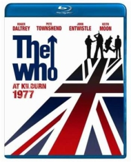 Who - Kilburn 1977 - Bluray
