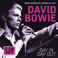 Bowie David - Day In Day Out - Radio Broadcast