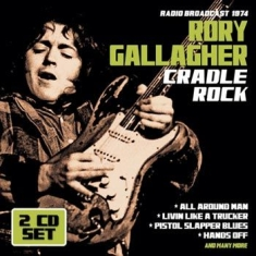 Gallagher Rory - Cradle Rock - Radio Broadcast
