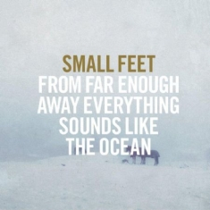 Small Feet - From Far Enough Away Everything Sou