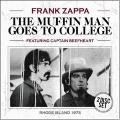 Frank Zappa - Muffin Man Goes To College 2 Cd (19