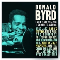 Byrd Donald - Early Years The 1955-1958 (6 Cd)